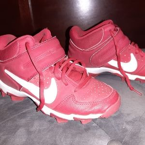 Nike Cleats size 3